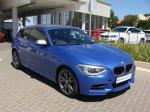 BMW 1-Series Automatic 2015