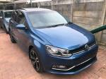 Volkswagen Polo 1.2tsi Manual 2015