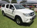Toyota Hilux Automatic 2011