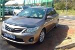 Toyota Corolla 1.6 Manual 2009