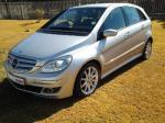 Mercedes Benz B-Class 2.0 Manual 2008