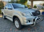 Toyota Hilux Manual 2015