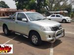 Toyota Hilux 2500 Manual 2013