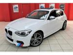 BMW 1-Series Automatic 2012