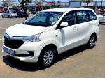 Toyota Avanza 1.5 Sx 7 Seater Manual 2016