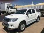 Toyota Hilux 2.5 Automatic 2013