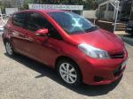 Toyota Yaris Manual 2013