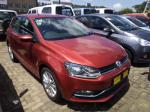 Volkswagen Polo 1.2 Manual 2014