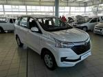 Toyota Avanza 2.5 Manual 2018