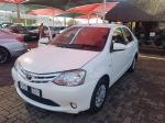 Toyota Etios 1.5 Manual 2014