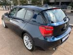 BMW 1-Series 1.6 Manual 2013