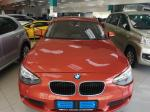BMW 1-Series 116 Manual 2013