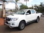 Toyota Hilux 3.0D4-D LEGEND 45 R/B/A/T DOUBLE CAB BAKKIE Automatic 2015