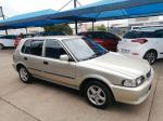 Toyota Tazz 130 Manual 2005