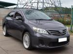 Toyota Corolla Manual 2012