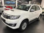 Toyota Fortuner Automatic 2014