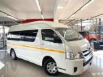 Toyota Quantum 2.5D-4D GL 14-SEATER BUS Manual 2016