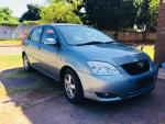 Toyota Runx 1.6 RX Manual 2007