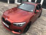 BMW 1-Series Automatic 2017