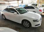 Audi A4 1.8 Manual 2012