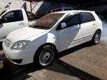Toyota Runx 1.6 Rs Manual 2007