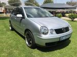 Volkswagen Polo Manual 2005