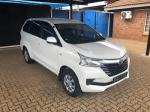 Toyota Avanza 1.5sx Manual 2017