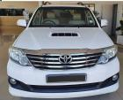 Toyota Fortuner 3.04x4 Manual 2016