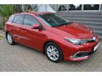 Toyota Auris Manual 2016