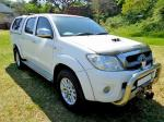Toyota Hilux Manual 2010