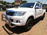 Toyota Hilux Manual 2014