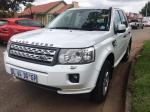 Land Rover Freelander Manual 2011