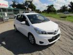 Toyota Yaris Manual 2015