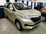 Toyota Avanza Automatic 2016