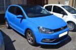 Volkswagen Polo 1600 Manual 2016