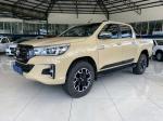 Toyota Hilux 2.8GD6 4x4 AUTO LEGEND 50 Automatic 2018