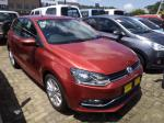 Volkswagen Polo Hatch 1.2 TSI Highline Automatic 2014