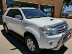 Toyota Fortuner 3.0D4D Manual 2013