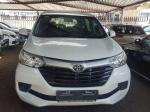 Toyota Avanza 1.5 Sx 7seats Manual 2015