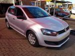 Volkswagen Polo Manual 2011