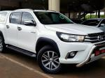 Toyota Hilux 2.8 GD-6 Automatic Automatic 2018