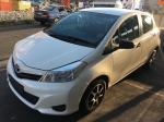 Toyota Yaris Manual 2012