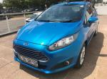 Ford Fiesta Automatic 2015