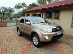 Toyota Fortuner 3.0 Manual 2009