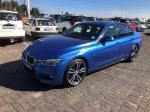 BMW 3-Series 320i M Sport Automatic 2016