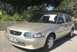 Toyota Tazz 1.3i Manual 2004
