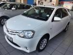 Toyota Etios Manual 2017
