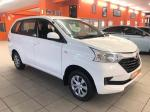 Toyota Avanza Manual 2016