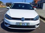 Volkswagen Golf Manual 2017