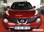 Nissan Juke Manual 2012